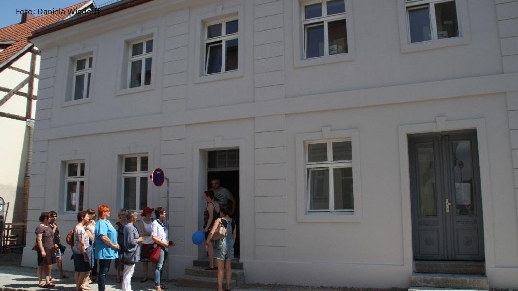 Ältestes Fabrikgebäude gerettet
